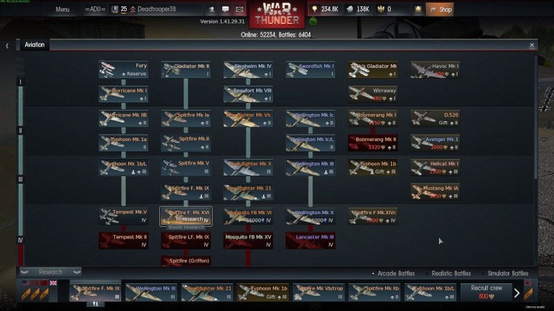 My war thunder hanger(Great Britain) - Page 2 2014-052