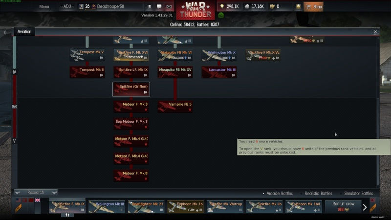 My war thunder hanger(Great Britain) - Page 2 2014-054