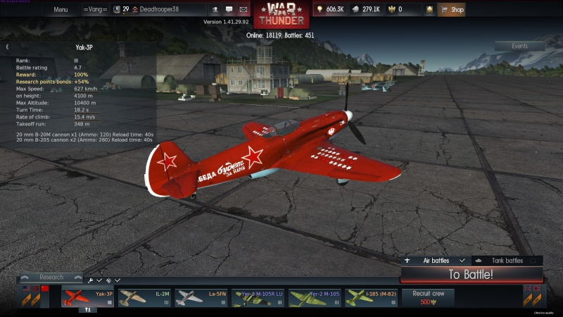 My war thunder hanger(USSR) - Page 3 2014-065
