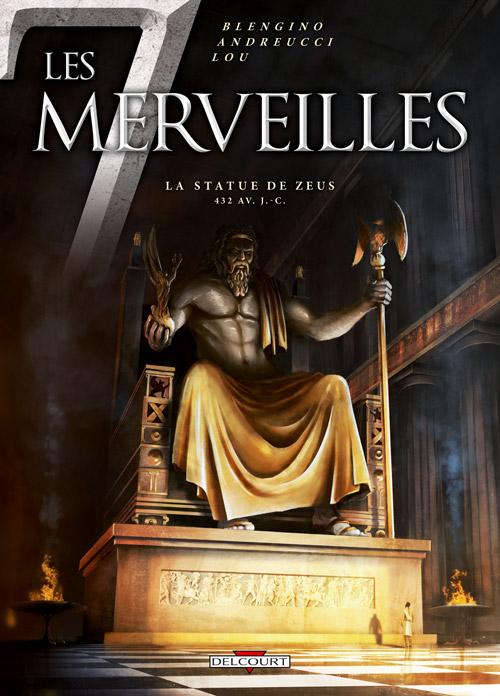LES 7 MERVEILLES (BD) Merv9710