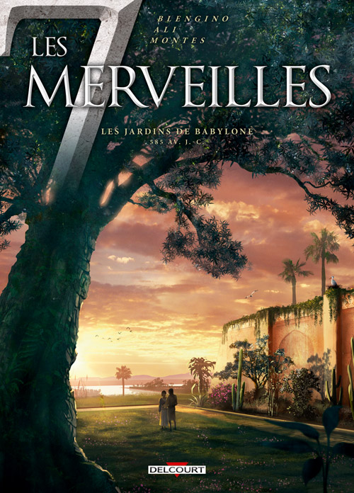 LES 7 MERVEILLES (BD) Mervei10