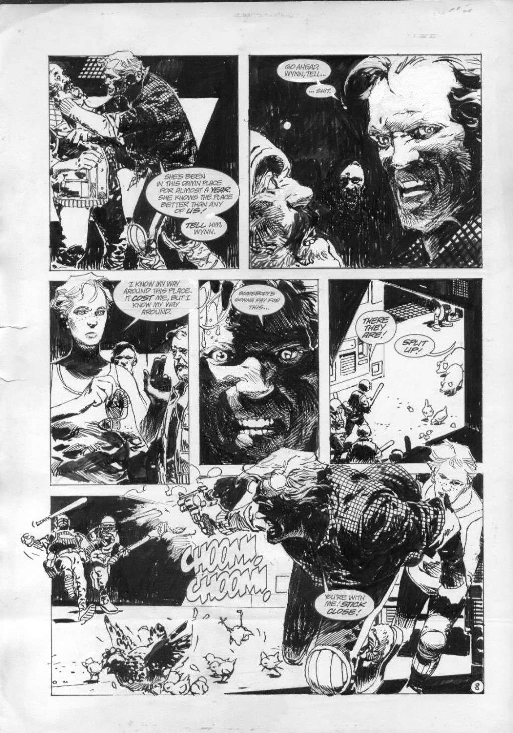 Avis/critiques Comics - Page 3 Winter11