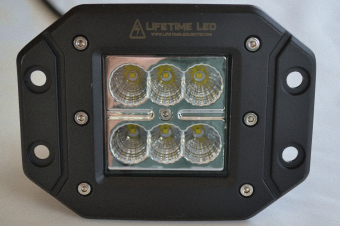 Special on Lifetime LED Lights, August 2014 30wflu10