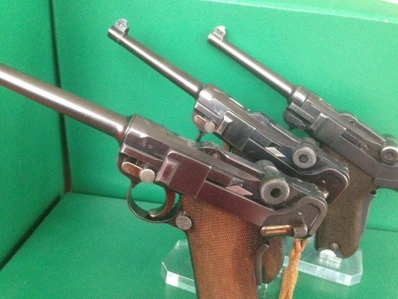 Le P 08 de la DWM de l'armée impériale allemande. Img_1111