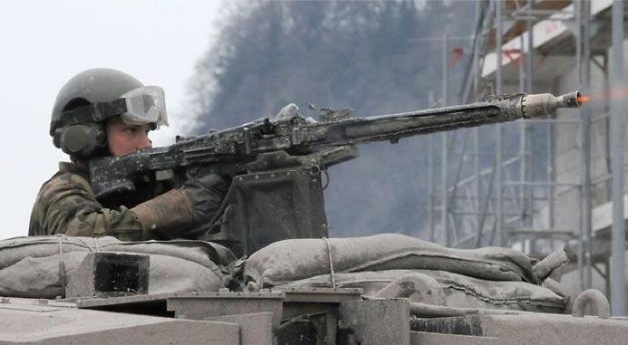 acessoires Suisse pour le tir AA Mg5110
