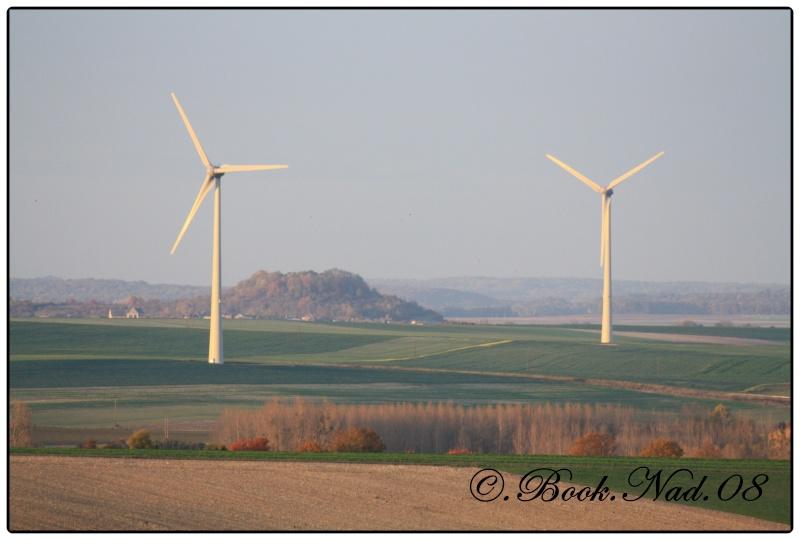 Les éoliennes Cadre275