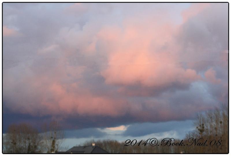 Les nuages Cadre315