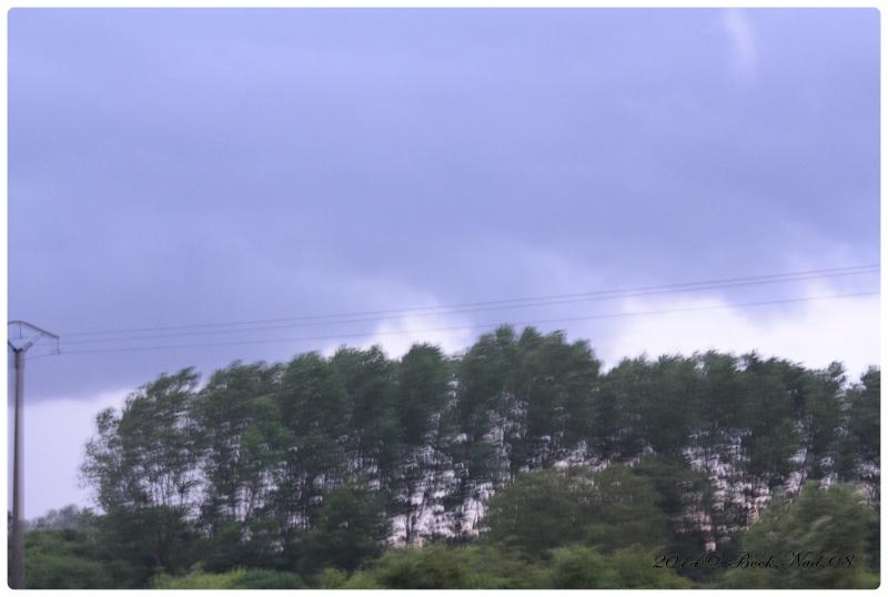 Les nuages Cadre318