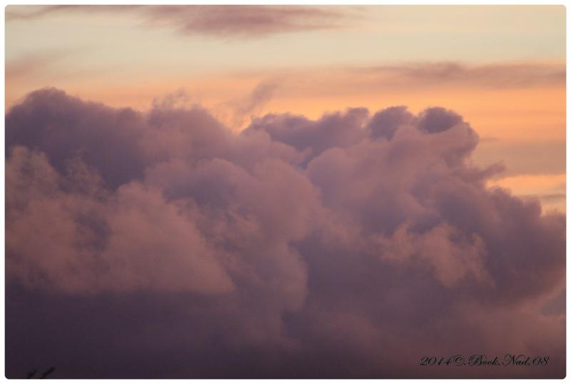 Les nuages Cadre319