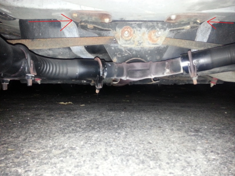Write-Up: Rear Suspension Support Assembly (RSSA) Modification 2014-017
