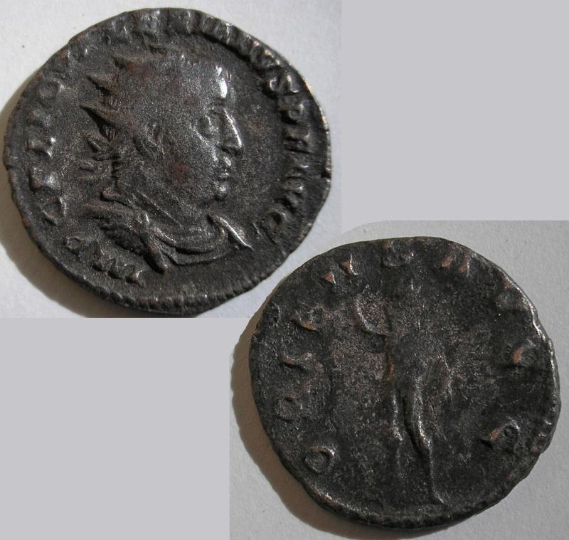 antoninien de Valerien Ier pour Rome Antoni14