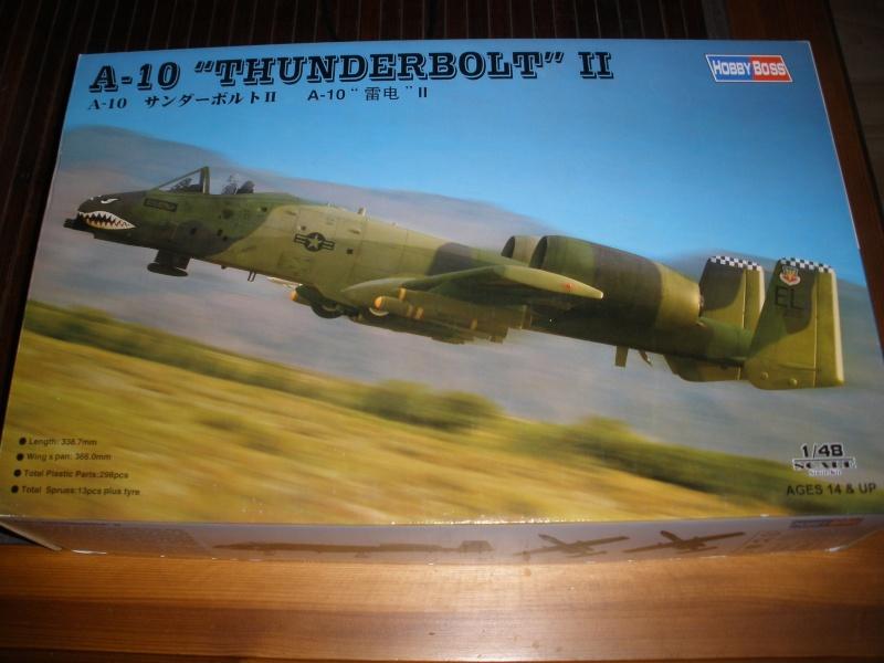 A-10 Thunderbolt II Hobby-boss 1/48. Pc290310