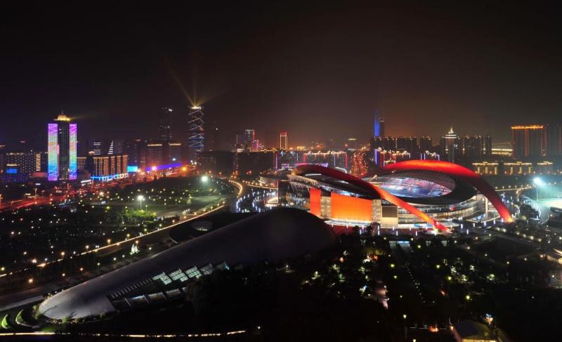 Nanjing 2014, Jeux Olympiques de la Jeunesse - Cérémonie d'Ouverture Cere0010