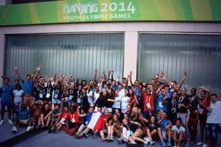 Nanjing 2014, Jeux Olympiques de la Jeunesse - Le Blog... France12