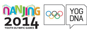 Nanjing 2014, Youth Olympic Games - Pictograms Nanjin11