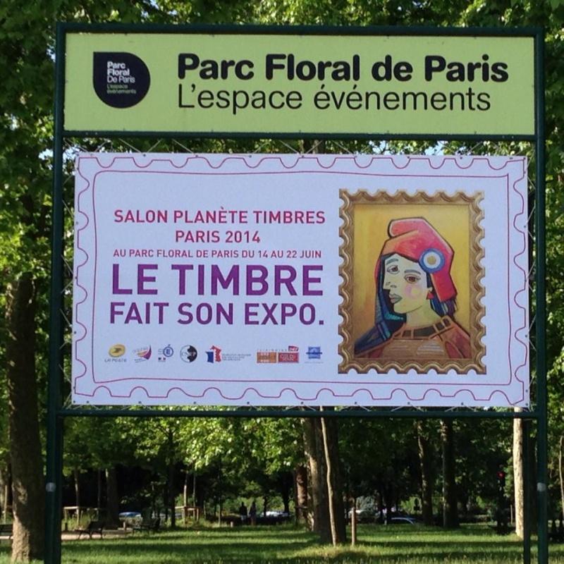 Salon - Planète Timbres 2014 Planet12