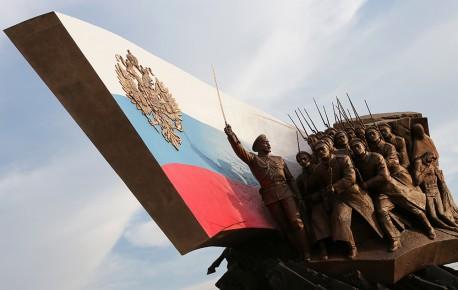 На могилах Второй Отечественной. 110