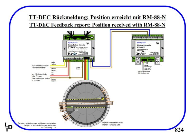 TT-DEC et pont Marklin : connectique... P82410