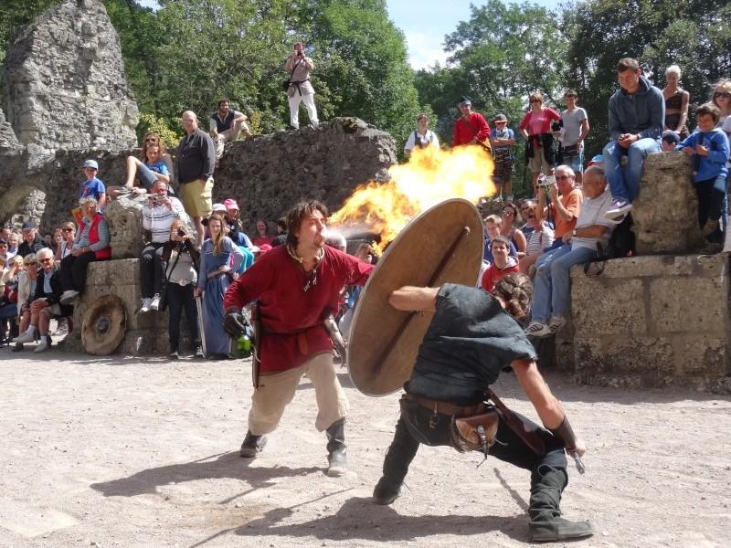 Les fêtes médiévales en France - vos photos ! - Page 2 2014-016