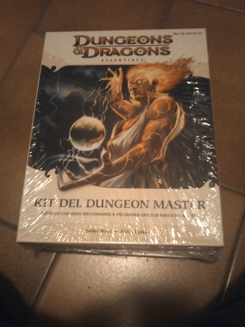 vendo Dungeons & Dragons  2014-010