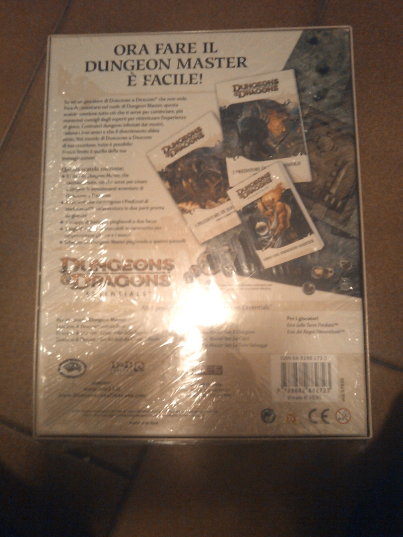 vendo Dungeons & Dragons  2014-011