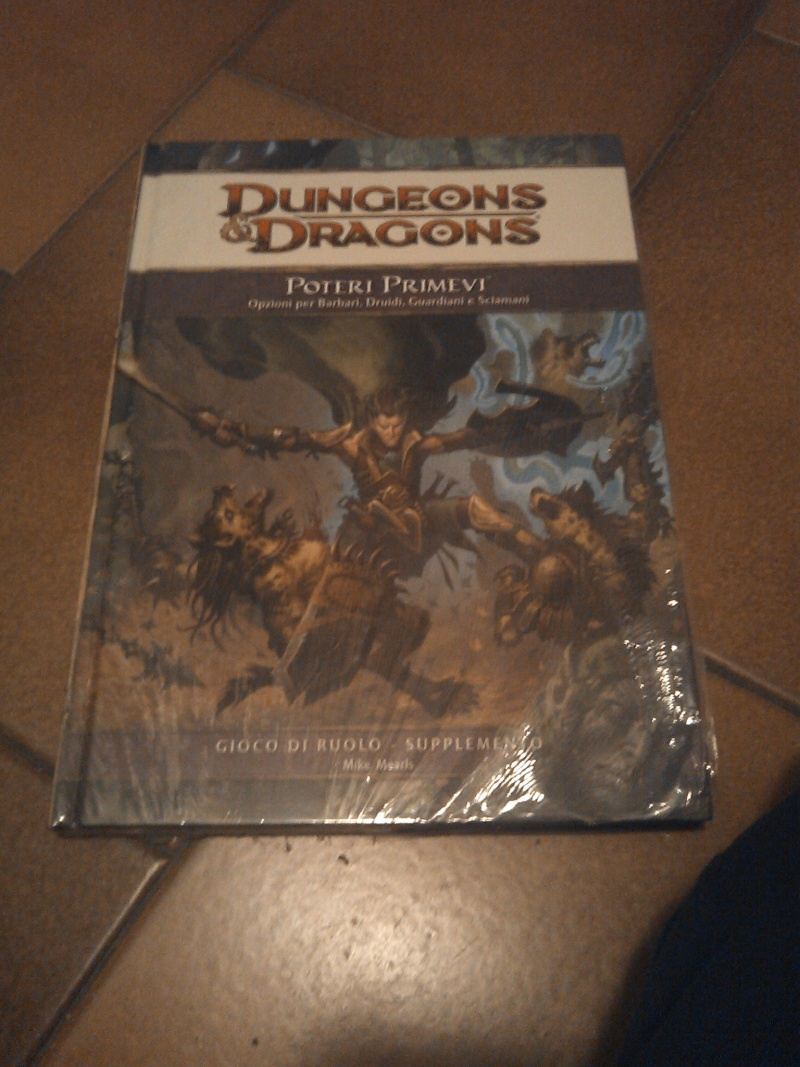 vendo Dungeons & Dragons  2014-012