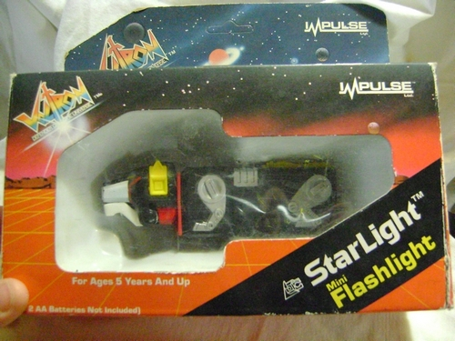 VOLTRON PANOSH :  COFFIN NERA MINT+ STARLIGHT Voltro20