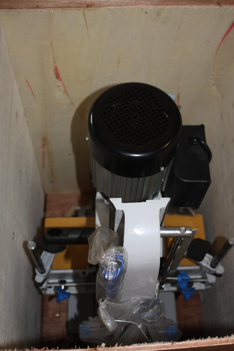 Mortaiseuse à bedane carrée Fox F14-656 Img_4914