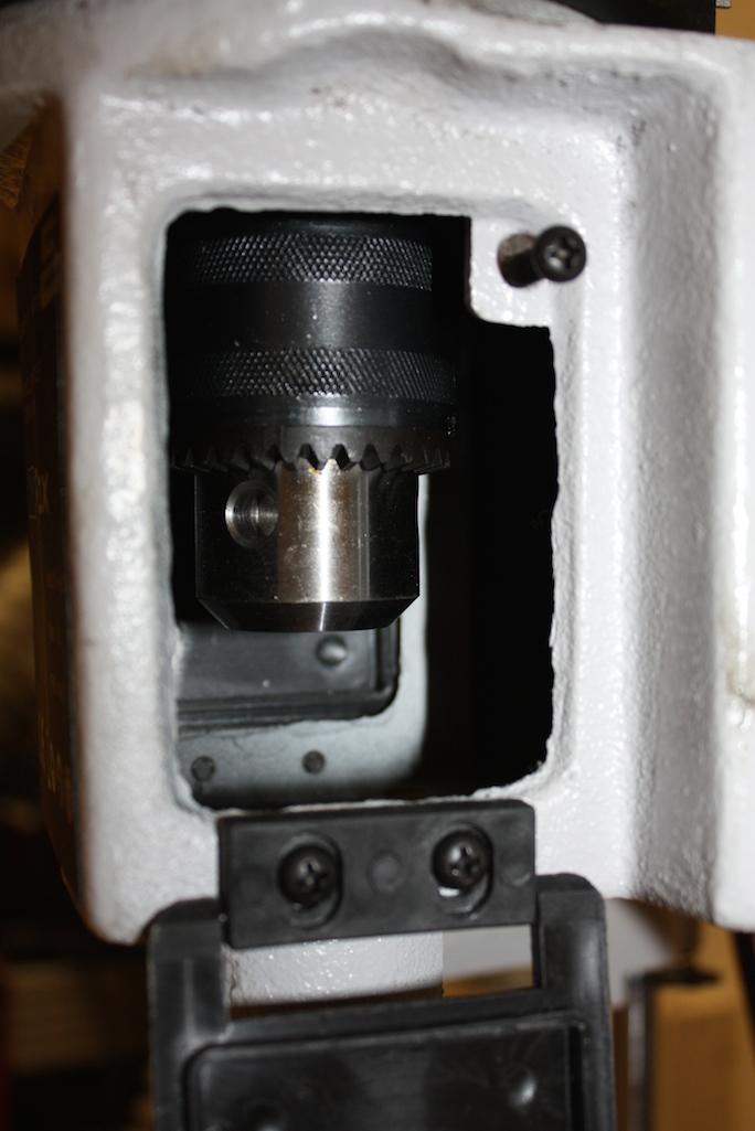 Mortaiseuse à bedane carrée Fox F14-656 Img_5020