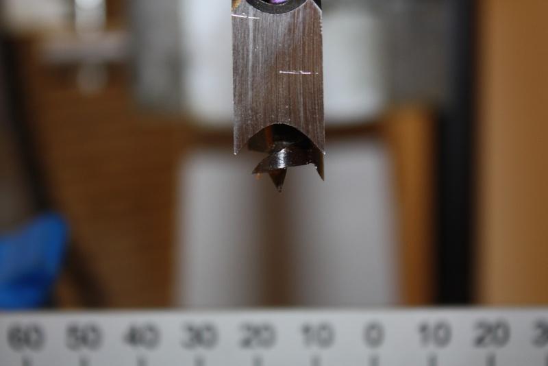 Mortaiseuse à bedane carrée Fox F14-656 Img_5029
