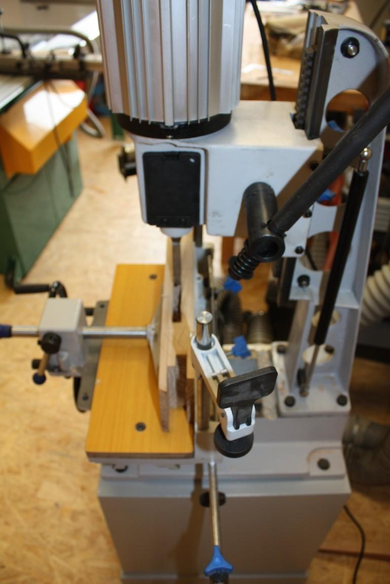 Mortaiseuse à bedane carrée Fox F14-656 Img_5031