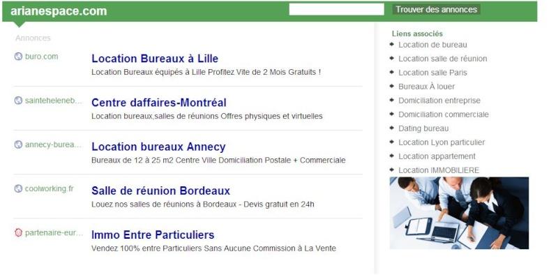 Site d'Arianespace down? Captur13