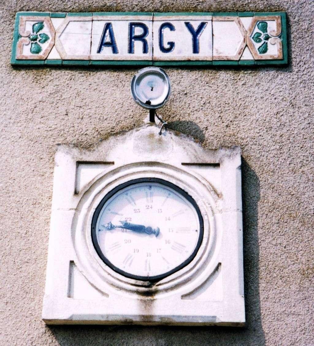 Pk 273,0 : Gare d'Argy (36) Argy-h10