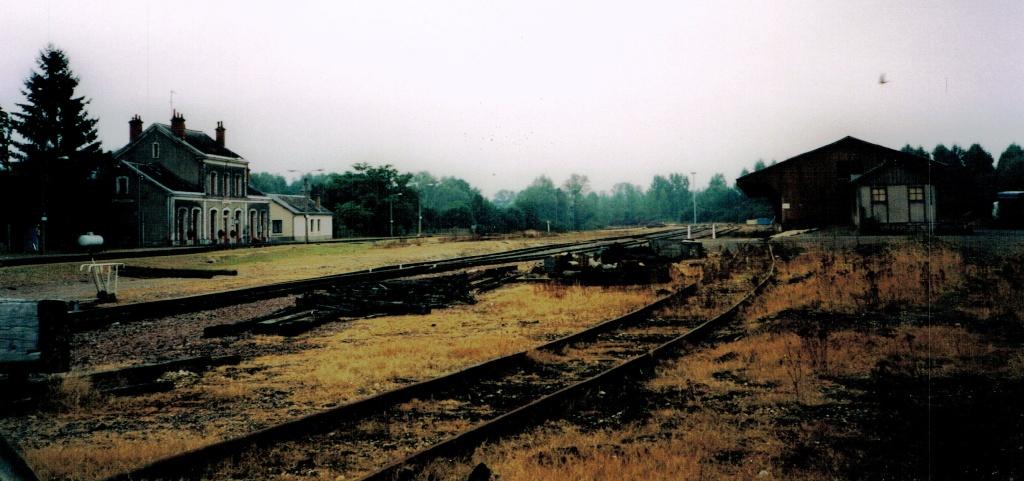 Pk 280,3 : Gare de Buzançais (36) Buzany11
