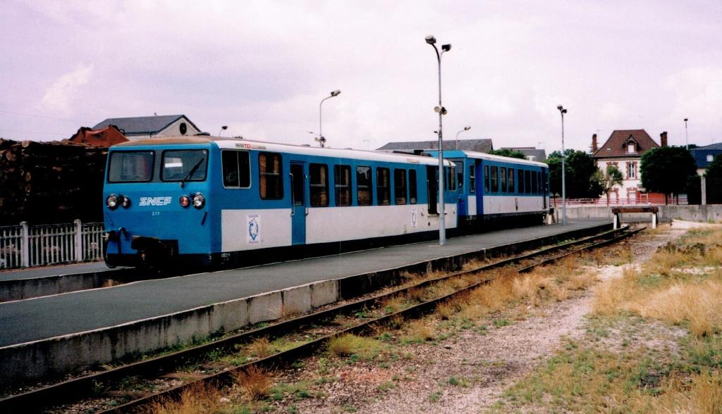 Pk 178,7 : Gare de Salbris (41) Salbri10