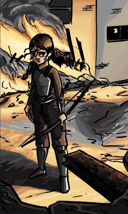 Les Créations sur Hunger Games  vie Internet Tumblr10