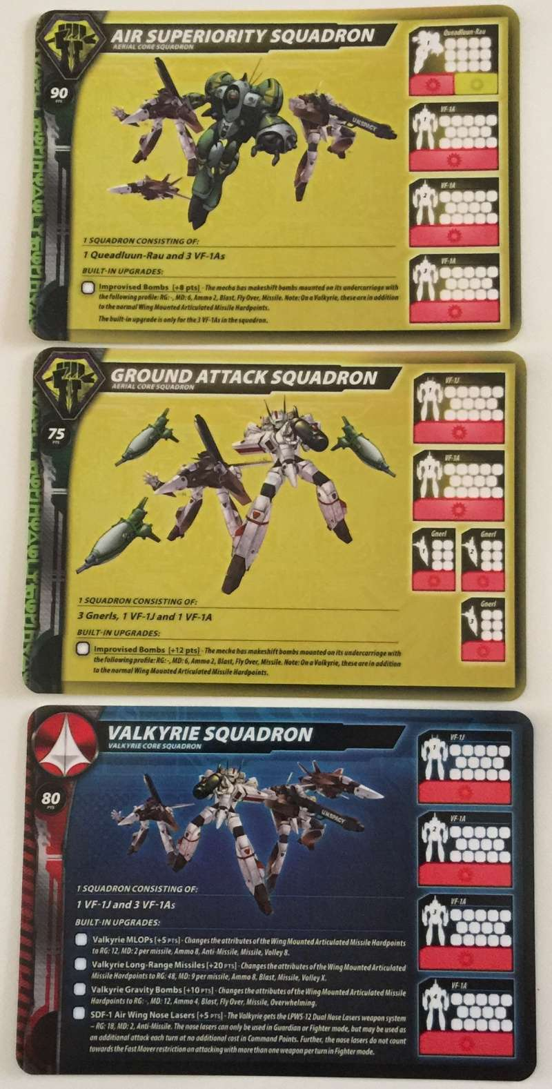 [UEDF] Open the box VALKYRIE WING Img_0018