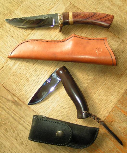 Couteaux d'arché.... Citade10