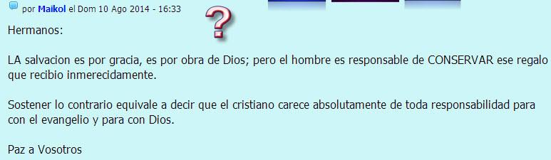 Existe la responsabilidad cristiana 17-08-10