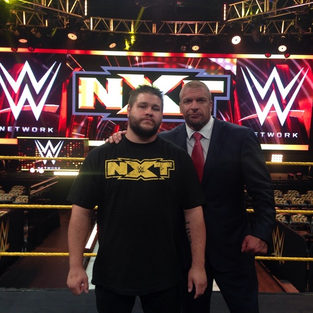 [Contrat] Kevin Steen aurait signé avec la WWE  10601910