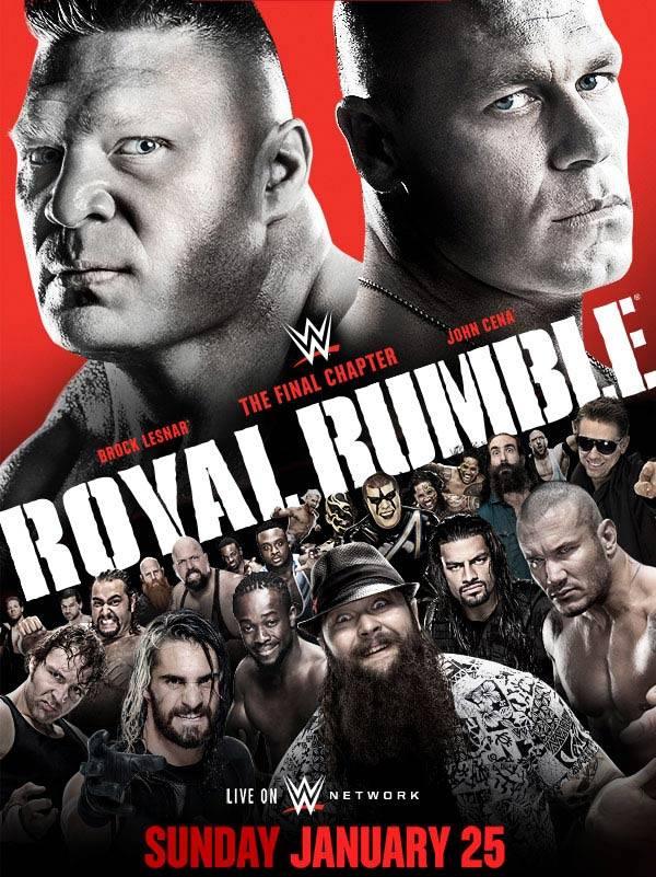 [Compétition] Poster du Royal Rumble 2015 10891610