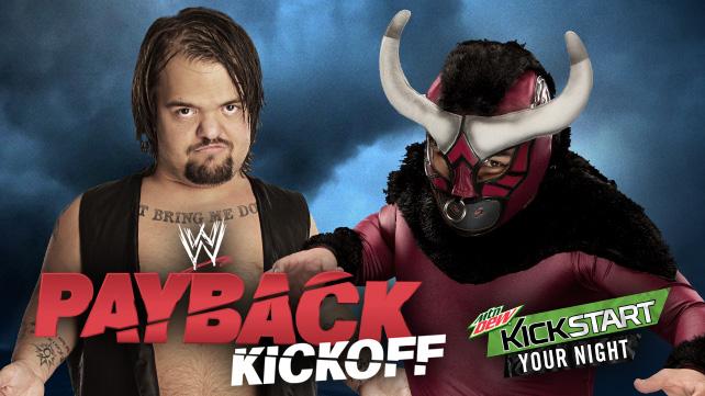 WWE Payback du 1er juin 2014 20140511