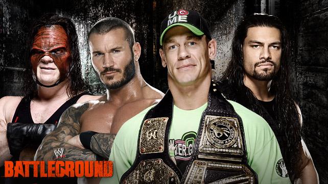 WWE Battleground du 20 juillet 2014 20140627