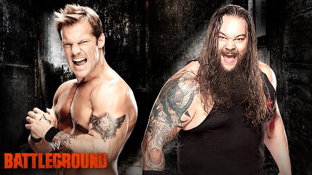 WWE Battleground du 20 juillet 2014 20140714