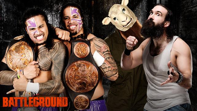 WWE Battleground du 20 juillet 2014 20140715