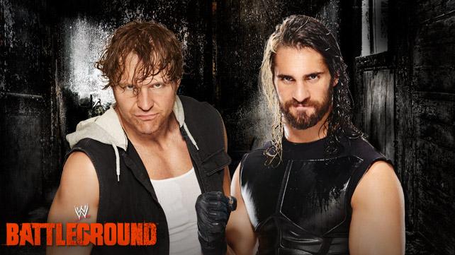 WWE Battleground du 20 juillet 2014 20140717