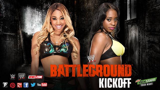 WWE Battleground du 20 juillet 2014 20140719
