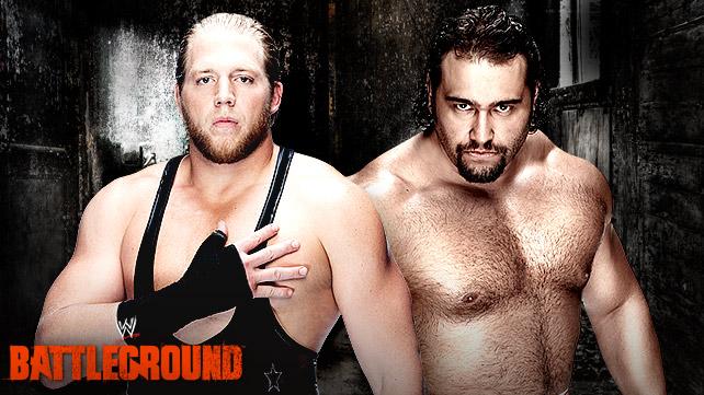 WWE Battleground du 20 juillet 2014 20140720