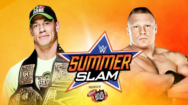 WWE Summerslam du 17 août 2014 20140722
