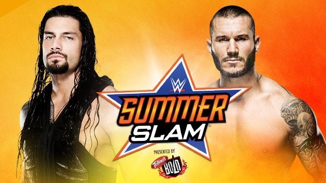 WWE Summerslam du 17 août 2014 20140724